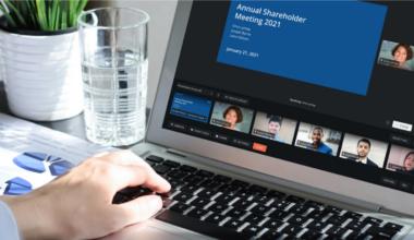 Next-Generation Virtual Shareholder Meetings: An Interview with Q4's Darrell Heaps and Broadridge's Cathy Conlon