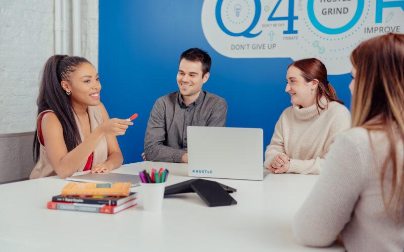 q4 office culture